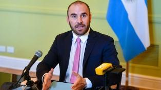 """Guzmán aseguró que hay """"condiciones robustas"""" para mantener la política cambiaria"""