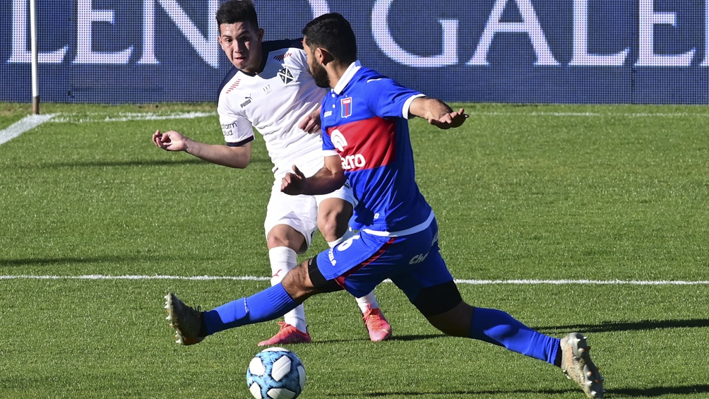 Tigre abrió el marcador con un gran de Ijiel Protti. (Foto: Sebastián Granata).