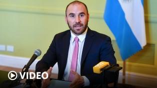 """Guzmán: """"Tenemos condiciones de robustez y consistencia para continuar con la política cambiaria"""""""