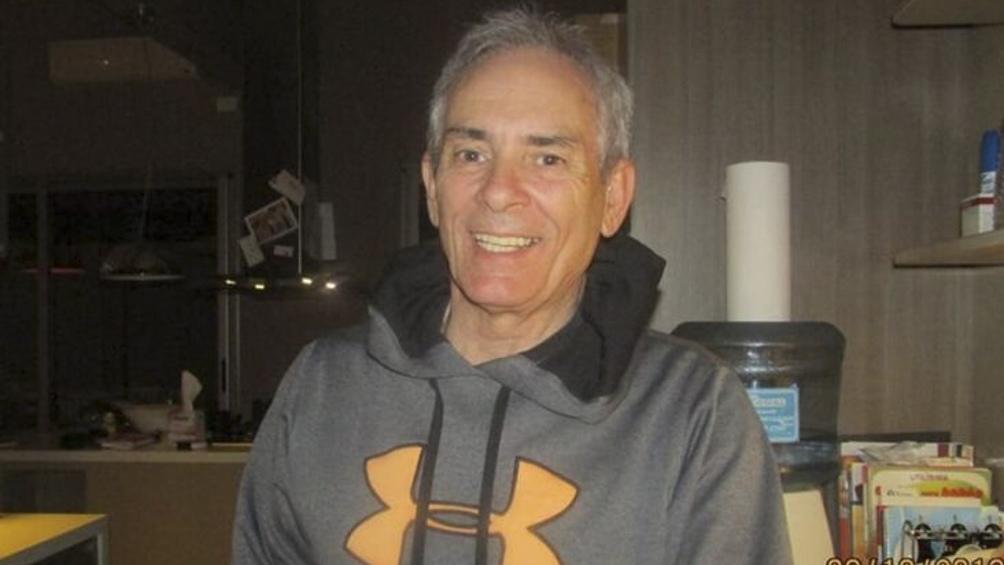 """Oscar """"Poppy"""" Larrauri , empresario frigorífico y expiloto automovilístico."""