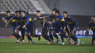 En Boca hay dos dudas para jugar ante Estudiantes y  Lastra dio positivo en Covid