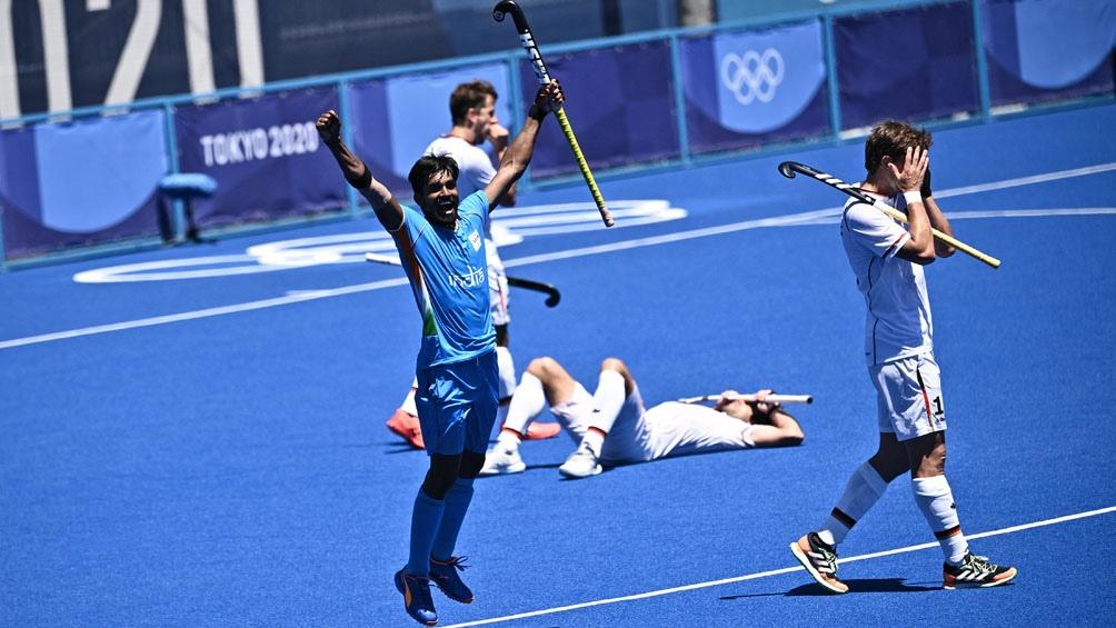 India se quedó con la presea de bronce, tras una vibrante victoria ante Alemania
