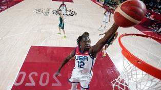 Básquetbol: Estados Unidos y Francia jugarán la final en busca del oro olímpico