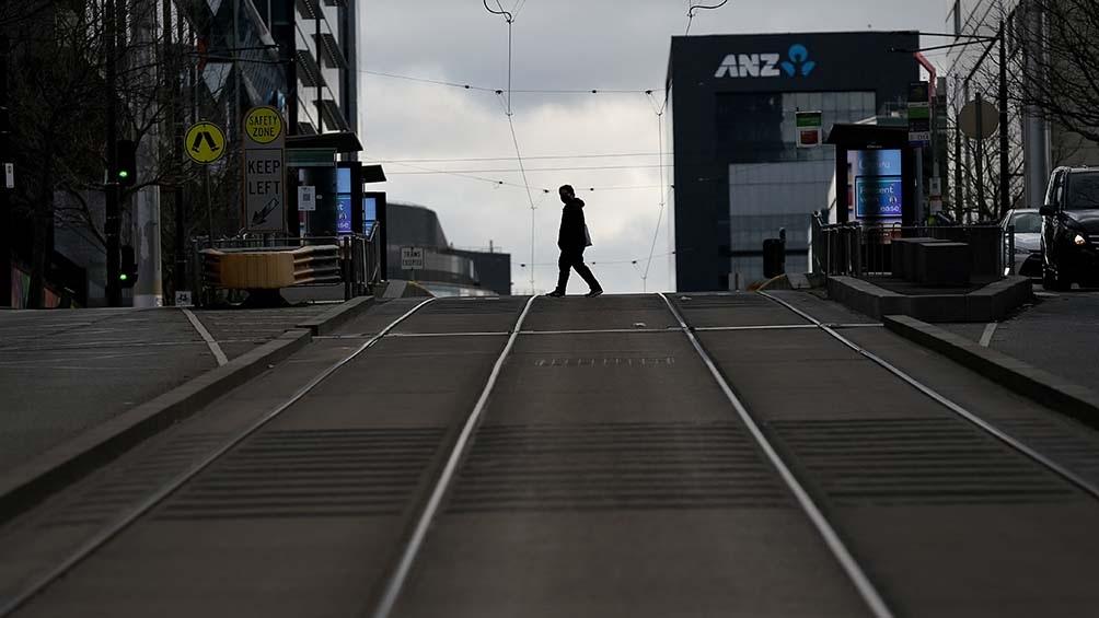 Australia confina por sexta vez a la ciudad de Melbourne por la variante Delta