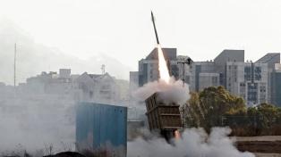 Israel lanzó los primeros ataques aéreos en Líbano, en respuesta al lanzamiento de cohetes
