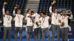 Bélgica venció a Australia y se llevó el oro que le había ganado Argentina en Río 2016