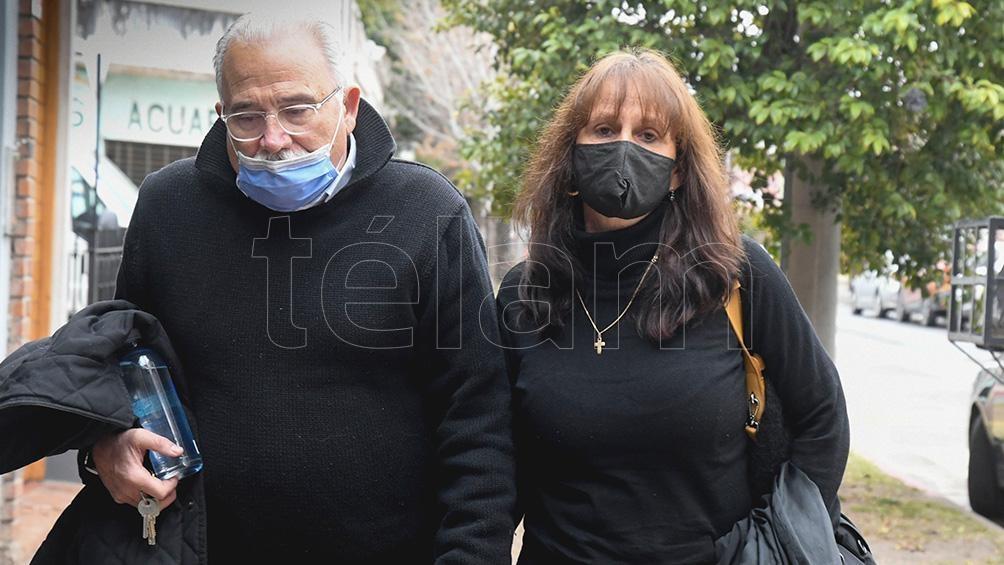 Será la primera vez que la madre del exlíder de Tan Biónica declare ante el fiscal de la causa. (Foto: Daniel Dabove)