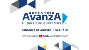 """Más de 40 especialistas conversarán en un encuentro virtual: """"Argentina Avanza, el país que queremos"""""""