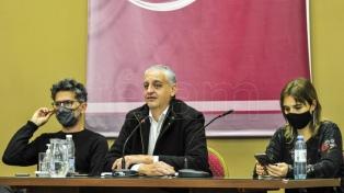 Pietragalla se reunió con jueces y fiscales por la medida de la CIDH sobre Milagro Sala
