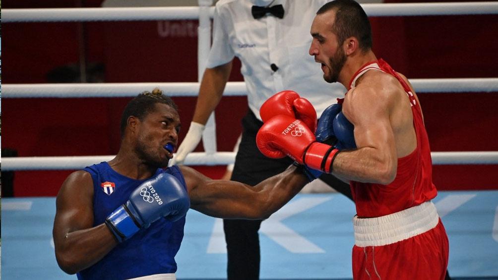 Boxeo: La medalla de oro en peso pesado fue para un cubano
