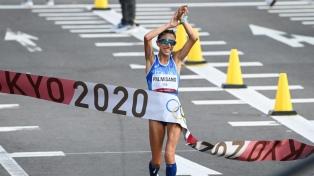 Una italiana, campeona olímpica en 20 km marcha de Tokio 2020