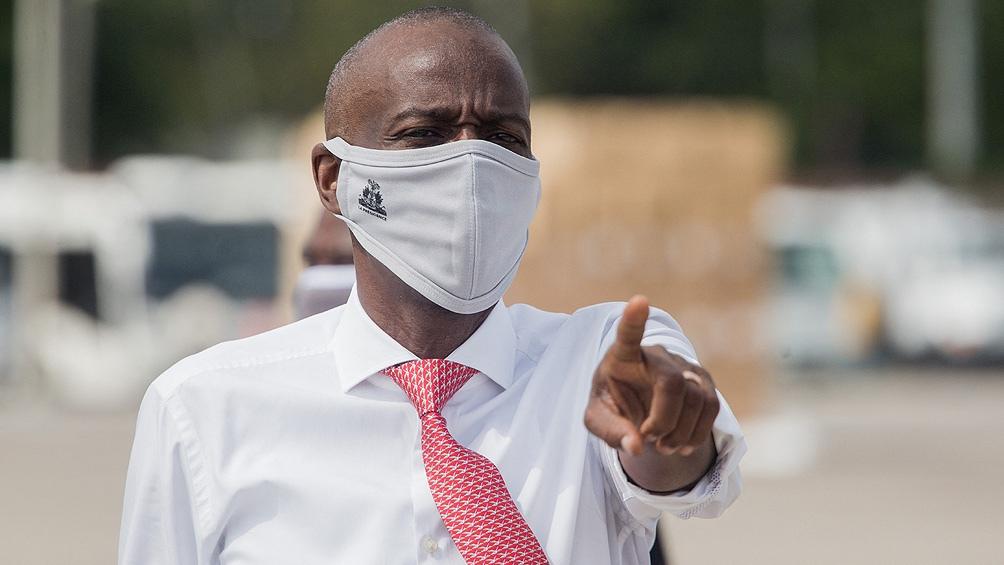 Moise, de 53 años, fue muerto a tiros en su residencia en Puerto Príncipe, la capital haitiana. Foto: AFP