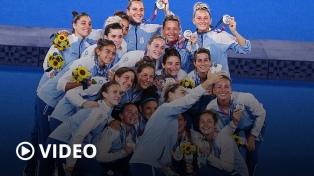 Las Leonas cayeron ante Países Bajos y lograron su tercera medalla de plata