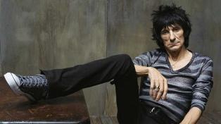 """Ronnie Wood presentó """"Shame Shame Shame"""", el último adelanto del disco en homenaje a Jimmy Reed"""