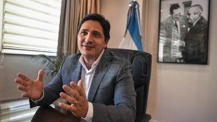 Marinucci anticipó el objetivo de sumar 100 trenes de cercanías durante esta gestión