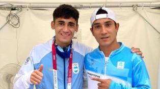 Los argentinos Muñoz y Arbe terminan el Maratón masculino en Tokio