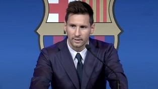 Messi reveló cómo se enteró de su salida de Barcelona