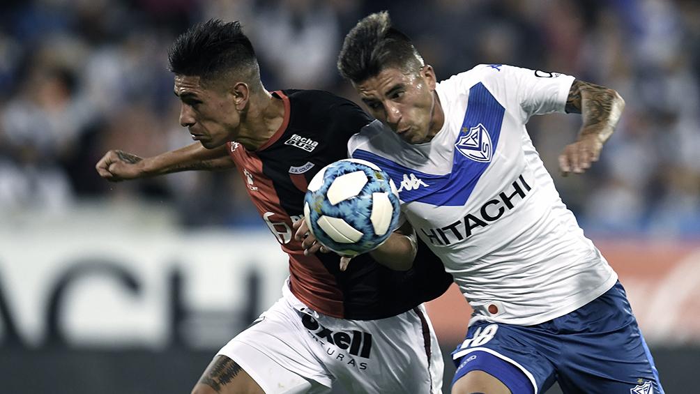 Vélez y Colón de Santa Fe se enfrentarán en El Fortín