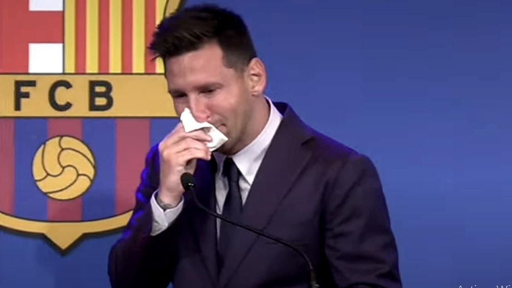 """""""Estaba convencido de que iba a seguir en Barcelona""""."""