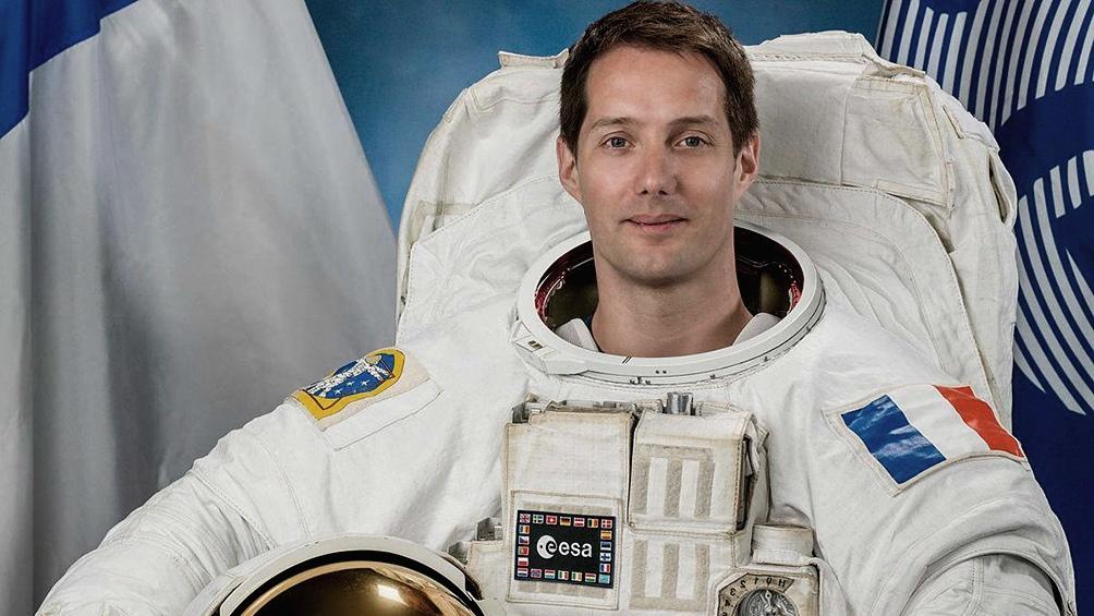 El experimento es encabezado por el astronauta francés Thomas Pesquet. Se realizará al mismo tiempo en 4.500 escuelas de Francia.