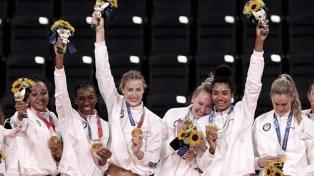 EEUU, con 113 medallas, mantuvo el dominio en el medallero olímpico ante China