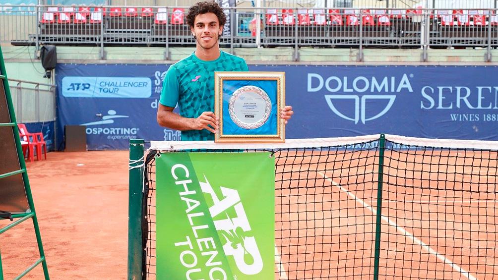 Cerúndolo venció a Etcheverry, en la final entre argentinos en Cordenons