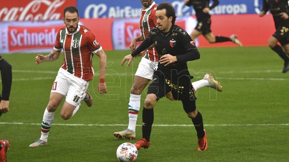 Colón se llevó los tres puntos en Liniers ante Vélez.