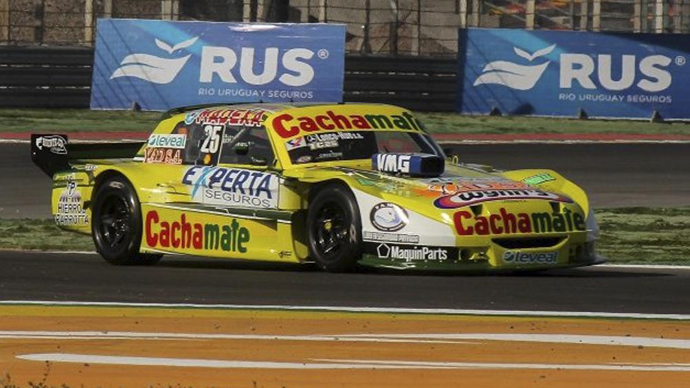 Luis José Di Palma ganó la final de TC en El Villicum