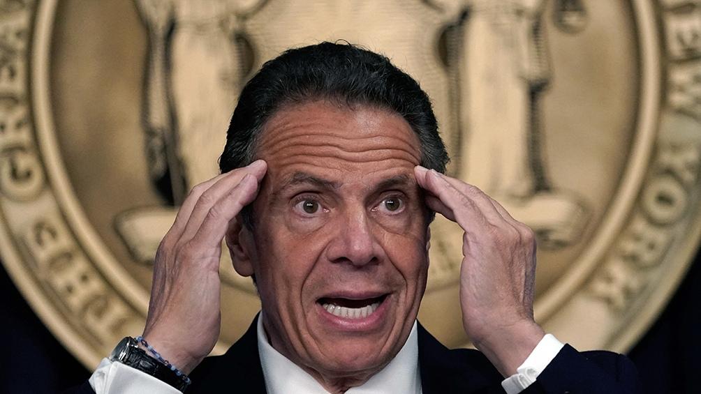 """""""La verdad saldrá a la luz con el tiempo"""", dice el gobernador neoyorquino saliente"""