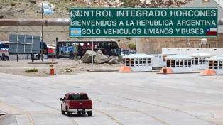Analizan abrir las fronteras terrestres con Uruguay y Chile a partir del 6 de septiembre