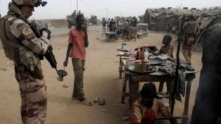 Asesinatos, saqueos e incendios en aldeas en Mali