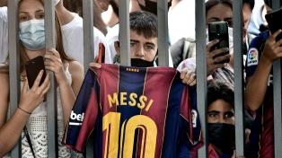 La prensa catalana lamenta la partida de Messi