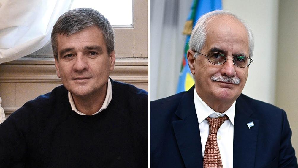 Jorge Taiana y Juan Zabaleta jurarán como ministros de Defensa y Desarrollo Social.