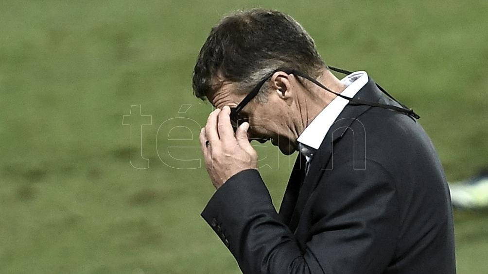 """Pizzi: """"No me arrepiento de venir a dirigir este equipo""""."""
