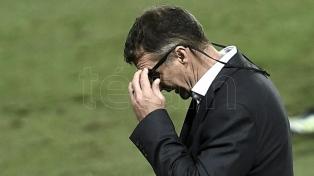 """Pizzi: """"No encontramos el respaldo para poder continuar"""""""