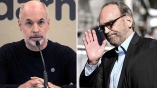 """Horacio Rodríguez Larreta: """"No me siento representado por lo que dijo Fernando Iglesias"""""""