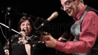 Parodi, Herrero y Falú hilvanan canciones con textos de Horacio González en el CCK