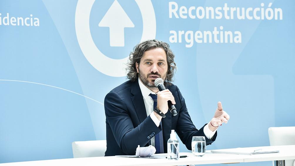 """Cafiero evaluó que la oposición """"busca permanentemente generar escándalo para ocultar el plan económico que tanto daño les hizo a los argentinos"""""""