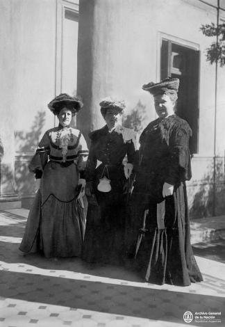 Cecilia Grierson. Foto: Archivo General de la Nación