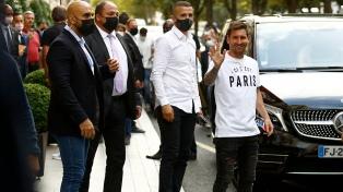 Crónica del primer día de Messi en París como astro del PSG