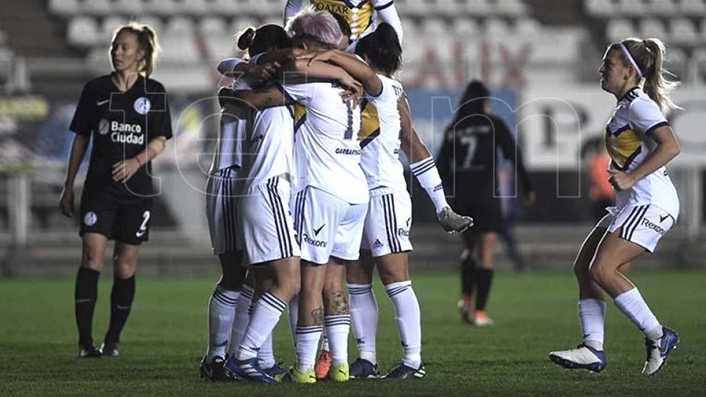 La gente empezará a interiorizarse de la calidad y cantidad de jugadoras que hay en la Argentina. Foto: Ramiro Gómez