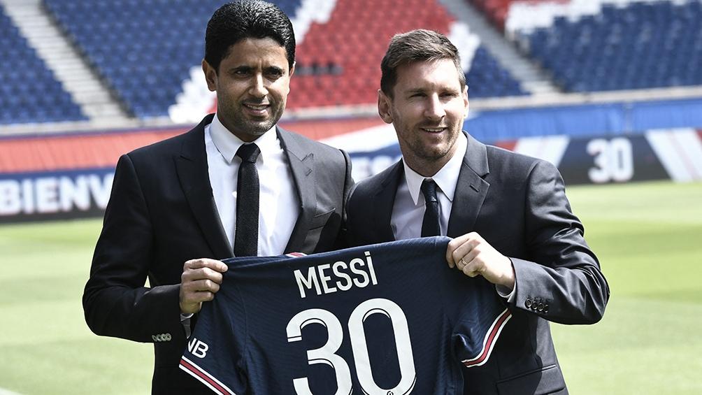 Messi será dirigido por el argentino Mauricio Pochettino. (Foto: AFP)