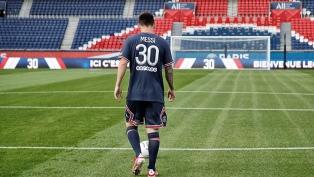 Messi: un cambio confortable