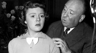 Falleció a los 93 años la actriz Pat Hitchcock, única hija del director británico