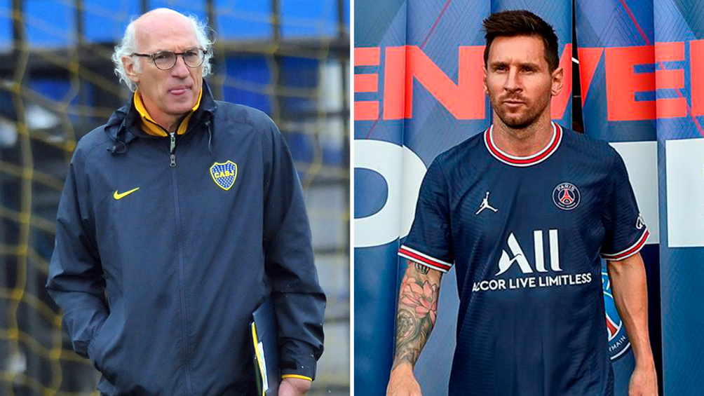 Bianchi aseguró que Messi hará