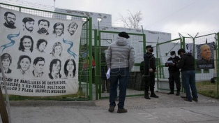 """Un avión militar será inspeccionado en el marco del juicio """"Escuelita VII"""", en Neuquén"""