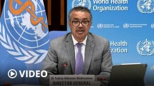 La OMS probará tres nuevas drogas para coronavirus y Argentina participará de los ensayos