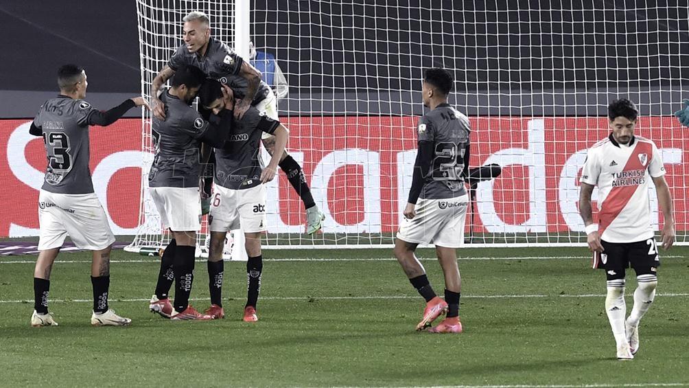 Como local en la Copa Libertadores, Mineiro lleva un invicto de 14 partidos, con siete triunfos y siete empates. (Foto: Alejandro Santa Cruz)
