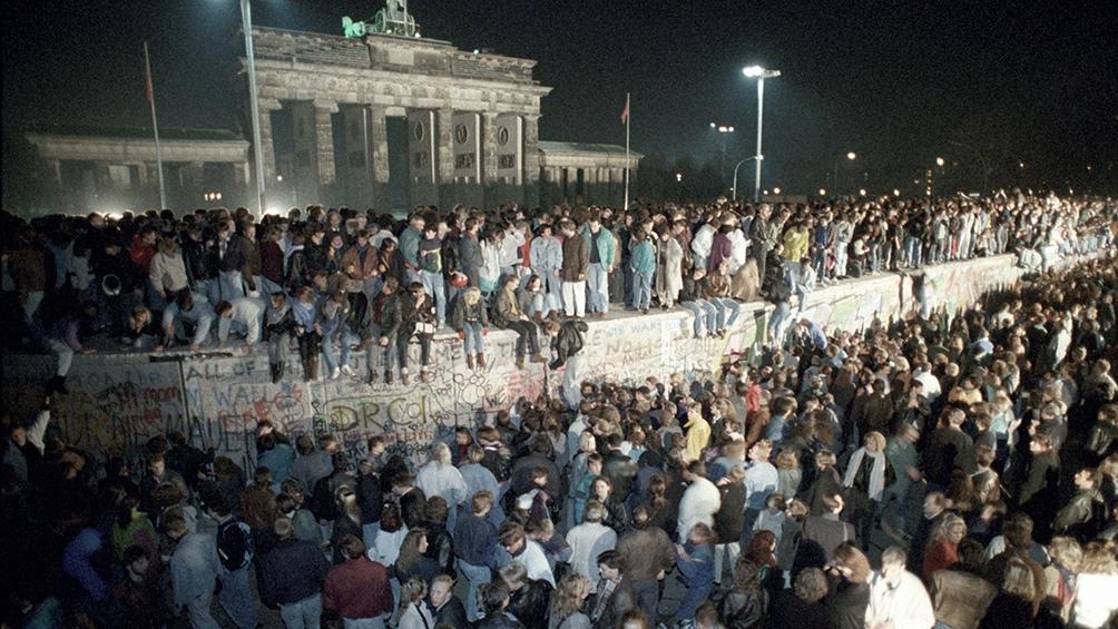 El paredón era una barrera para impedir el éxodo de alemanes del este al oeste capitalista, donde un estimado de más de 2,5 millones de personas huyeron desde el final de la guerra (foto: AFP).
