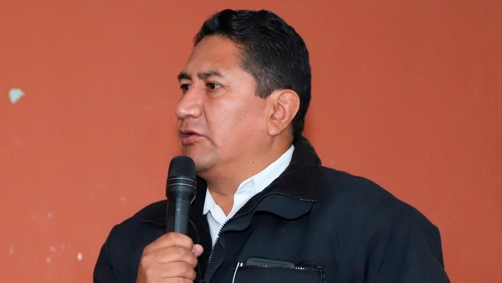 La casa del secretario general, Vladimir Cerrón, fue allanada por fiscales y policías peruanos